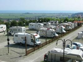 Trad camper