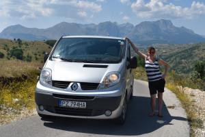 Albania Buskamper 25
